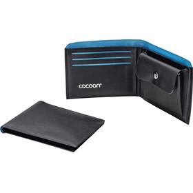 Cocoon Wallet Opbevaring af værdigenstande with Coin Pocket blå/sort
